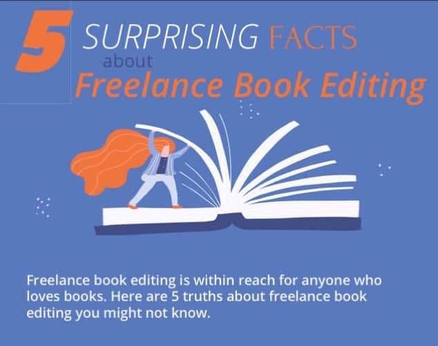 5 Surprising Facts about Freelance Book Editing